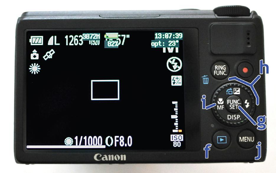 Camera Photography Control: Technical : Canon CHDK